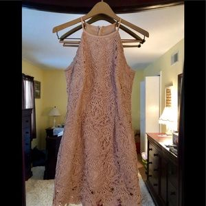 Keep sake dress !! Light blush color